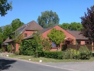 Hausansicht, Ferienwohnungen der Familie Skoberla in Osterholz-Scharmbeck