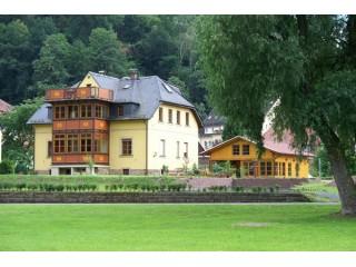 Ferienwohnungen Füssel in Krippen, Ferienwohnungen Füssel in der Sächsischen Schweiz in Bad Schandau OT Krippen