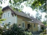 Ferienhaus Gorn Nähe Görlitz, Löbau, Bautzen - Familienfreundliche Ferienwohnungen, ruhig gelegen, mitten im Wald,    in Quitzdorf am See