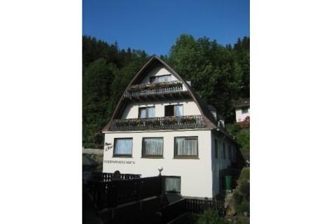 Haus Else: 10 m zum Wald, 300 m zur Ortsmitte