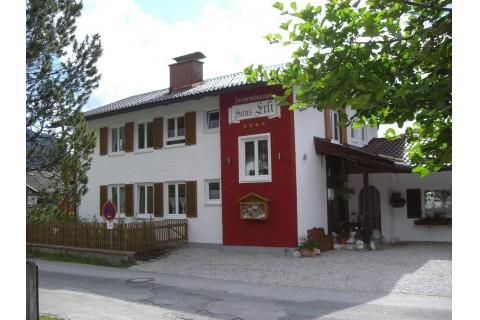 Eingangsbereich Haus Erli