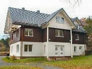 Haus Waldeck, Ferienwohnungen Haus Waldeck in Bernsdorf
