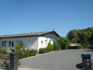 Außenansicht Ferienanlage, Ferienwohnungen Meerblick in Kägsdorf