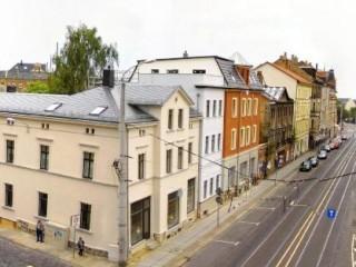 Hausansicht, Gästezimmer & Ferienwohnung Plagwitz in Leipzig