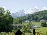 FeWo Rosenau Berchtesgaden - Oberhalb vom Markt Berchtesgaden gelegen in Berchtesgaden