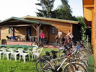 Wilkommen in Küstrin-Kietz, Fischereihof Schneider in Küstriner Vorland