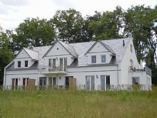 Wohnung unten rechts mit Blick ins Grüne, Fleesensee Villa Sovereign in Göhren-Lebbin in Göhren-Lebbin
