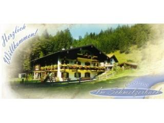 Gästehaus am Schmelzerbach, Gästehaus am Schmelzerbach in Inzell