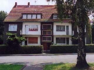 Hausansicht, Gästehaus Bochum in Bochum