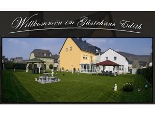 Hausansicht, Gästehaus Edith in Trittenheim