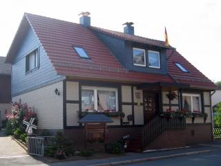 Hausansicht, Gästehaus Müller in Walkenried