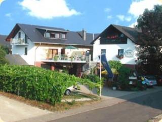 , Gästehaus Paulushof in Pünderich/Mosel