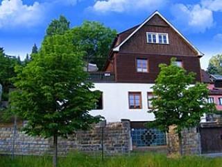 Hausansicht, Ferienwohnungen & Gästehaus Schrot | Sächsische Schweiz in Bad Schandau | Sächsische Schweiz
