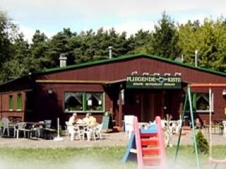 Fliegende Kiste, Gästezimmer und Campingplatz Fliegende Kiste in Müncheberg OT Eggersdorf Siedlun