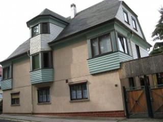 Hausansicht, Gästezimmer und Monteurzimmer Ilmenau in Ilmenau, Thüringen