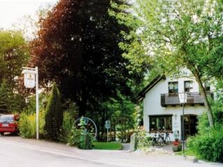 Hausansicht, Gasthaus Silberteich in Höxter