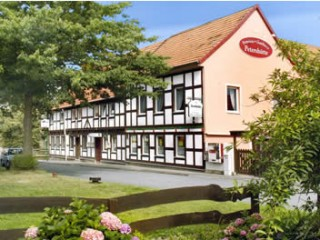 Hausansicht, Gasthaus & Pension Petershütte in Osterode am Harz