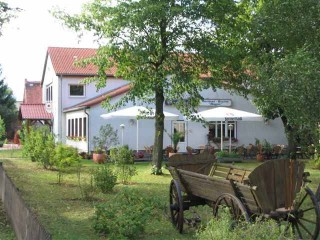 Unser Gasthaus, Gasthaus-Pension Wagner in Golzow, Oderbruch
