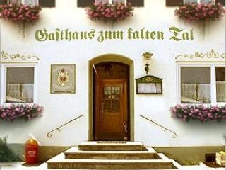 Gasthaus zum kalten Tal, Gasthaus zum kalten Tal in Osterzell - Oberzell