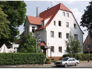 Gästehaus Palmengarten, Gasthof Palmengarten in Nürnberg, Mittelfranken