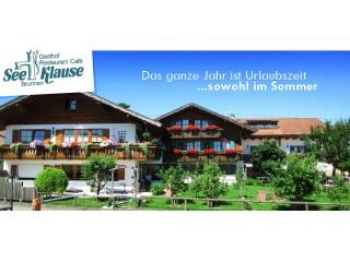 , Gasthof Seeklause in Schwangau