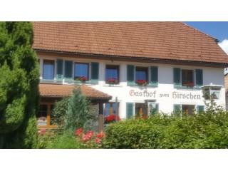 Vorderseite Gasthof, Gasthof zum Hirschen in Görwihl