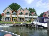 Hafendorf Rheinsberg - Ferienhaus im Hafendorf  Rheinsberg - Region: Mecklenburgische Seenplatte  in Rheinsberg