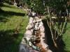 Spielplatz mit Wassergraben