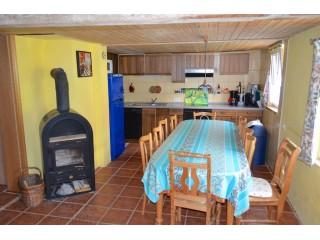 Küchen-, Essbereich mit 12 Personen Ess-Platz, Haus am Berg-Flüsschen | Niedersachsen, Harz in Herzberg am Harz