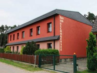 Willkommen, Haus am Ellbogensee | Ferienanlage in Fürstenberg / Havel