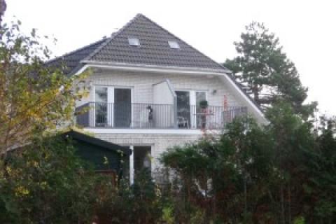 Haus beim Böhler Strand