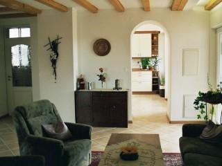 Wohnzimmer, Haus Burgblick in Endingen am Kaiserstuhl