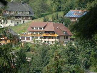 Ansicht, Haus Kirchberg in Todtmoos