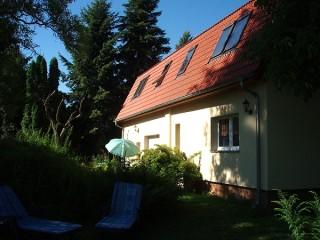 Hausansicht, Ferienhaus Lehwald in Falkensee in Falkensee