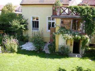 Innenhof, Gästehaus & Ferienwohnung Mühlenberg | Havelsee in Havelsee