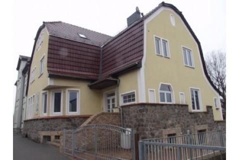 Hausansicht Havelwohnung in Fürstenberg (Havel)
