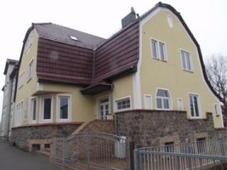 Hausansicht Havelwohnung in Fürstenberg (Havel), Havelwohnung in Fürstenberg (Havel) in Fürstenberg / Havel