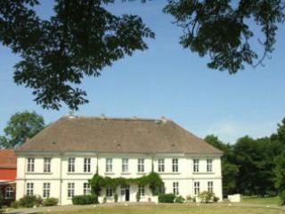 Herrenhaus Samow , Herrenhaus Samow in Samow