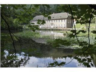 Herrenhaus Unterhammer, Herrenhaus Unterhammer Ferienwohnung bei Kaiserslautern in Trippstadt