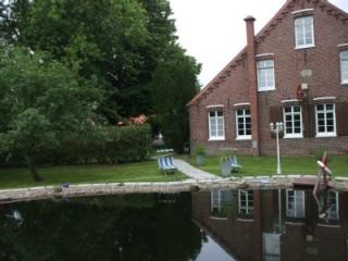 Liegewiese, Herzogin Luisen Residenz in Wittmund