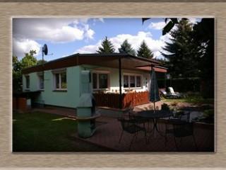 Hausansicht, Hofbauers Ferienhaus in Lindendorf