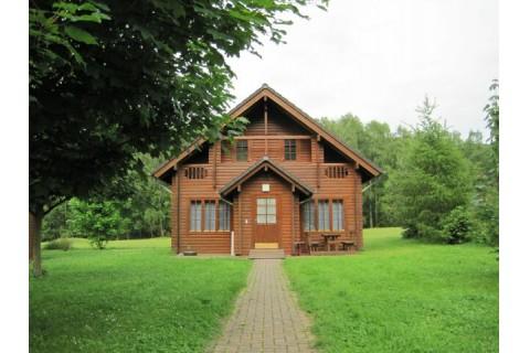 Holzhaus am Silbersee