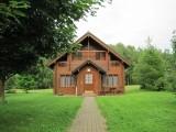Holzhaus am Silbersee - im nordhessischen Mittelgebirge gelegen in Frielendorf