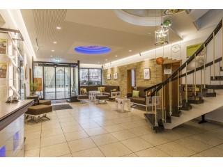 Lobby im Hotel, Hotel Brunner in Amberg, Oberpfalz