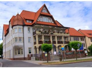 , Hotel Deutscher Hof in Georgenthal / Thüringer Wald