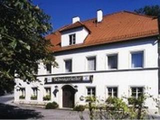 Hotel-Gasthof Schwaigerkeller, Hotel Gasthof Schwaigerkeller mit Biergarten in Mühldorf am Inn