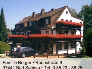 , Hotel Haus Ingeburg in Bad Sachsa