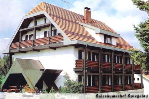 Hotel-Pension Salzsäumerhof-Hartl