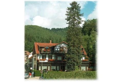 Hotel & Gästehaus Hohe Tanne