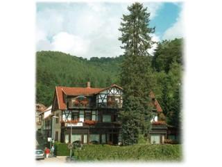 Hotel & Gästehaus Hohe Tanne, Hotel & Gästehaus Hohe Tanne in Bad Lauterberg im Harz